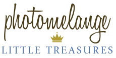 Photomelange – Little Treasures Logo