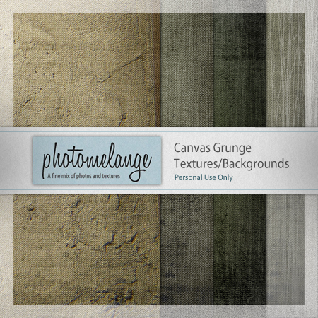Canvas Grunge Creative market PhotoMelanage