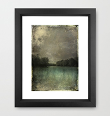 framed print fine art textures