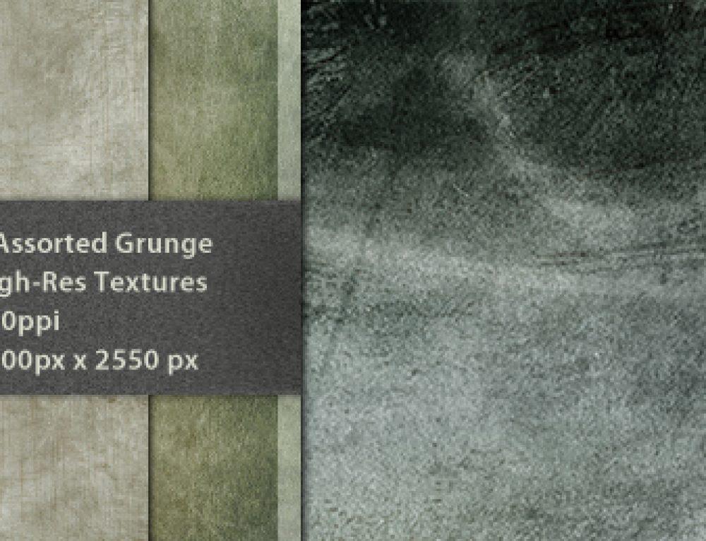 Assorted Grunge Kit